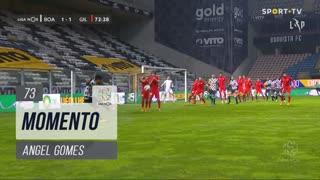 Boavista FC, Jogada, Angel Gomes aos 73'