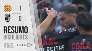 Liga NOS (29ªJ): Resumo CD Nacional 1-0 Vitória SC