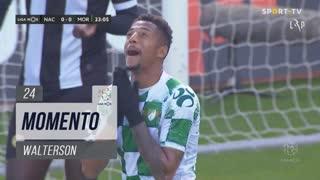 Moreirense FC, Jogada, Walterson aos 24'