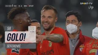 GOLO! SL Benfica, Seferovic aos 58', Vitória SC 0-2 SL Benfica