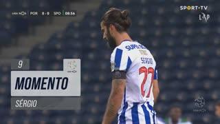 FC Porto, Jogada, Sérgio aos 9'