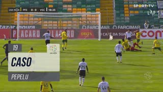 Vitória SC, Caso, Pepelu aos 19'