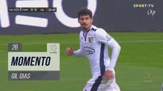 FC Famalicão, Jogada, Gil Dias aos 26'