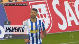FC Porto, Jogada, Mehdi aos 5'