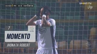 FC Famalicão, Jogada, Jhonata Robert aos 7'