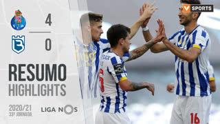 Liga NOS (34ªJ): Resumo FC Porto 4-0 Belenenses SAD