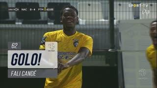 GOLO! Portimonense, Fali Candé aos 62', CD Nacional 0-4 Portimonense