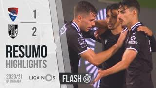 Liga NOS (6ªJ): Resumo Flash Gil Vicente FC 1-2 Vitória SC