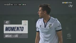 Vitória SC, Jogada, Miguel Luís aos 40'