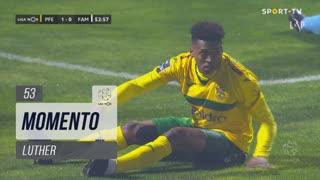 FC P.Ferreira, Jogada, Luther aos 53'