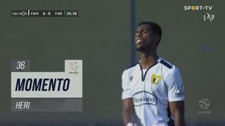 FC Famalicão, Jogada, Heri aos 36'