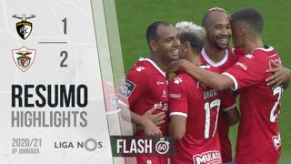 I Liga (6ªJ): Resumo Flash Portimonense 1-2 Santa Clara