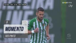 Rio Ave FC, Jogada, Ivo Pinto aos 8'