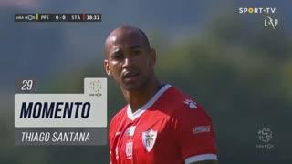 Santa Clara, Jogada, Thiago Santana aos 29'