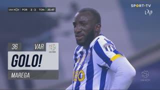 GOLO! FC Porto, Marega aos 36', FC Porto 2-2 CD Tondela