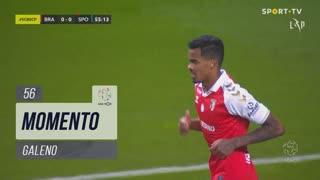 SC Braga, Jogada, Galeno aos 56'