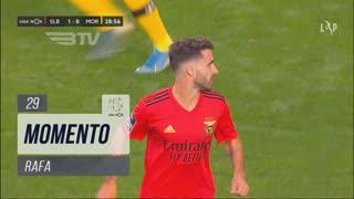 SL Benfica, Jogada, Rafa aos 29'