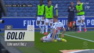 GOLO! FC Porto, Toni Martínez aos 50', FC Porto 3-0 Belenenses SAD