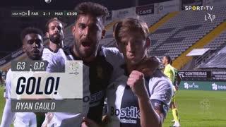 GOLO! SC Farense, Ryan Gauld aos 63', SC Farense 2-1 Marítimo M.