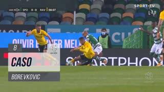 Rio Ave FC, Caso, Borevkovic aos 8'