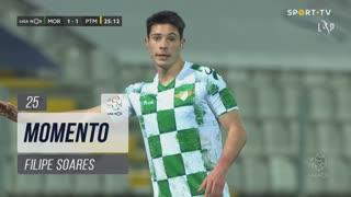 Moreirense FC, Jogada, Filipe Soares aos 25'