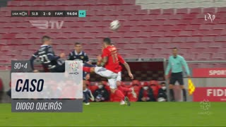 FC Famalicão, Caso, Diogo Queirós aos 90'+4'