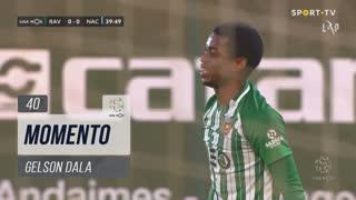 Rio Ave FC, Jogada, Gelson Dala aos 40'