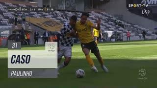 Boavista FC, Caso, Paulinho aos 31'