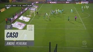 Rio Ave FC, Caso, André Pereira aos 37'