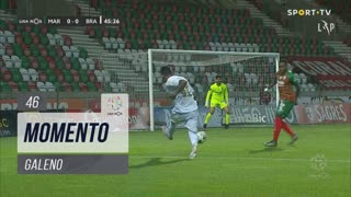 SC Braga, Jogada, Galeno aos 46'