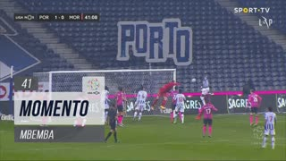 FC Porto, Jogada, Mbemba aos 41'