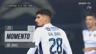 FC Famalicão, Jogada, Gil Dias aos 73'