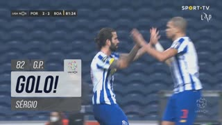 GOLO! FC Porto, Sérgio aos 82', FC Porto 2-2 Boavista FC