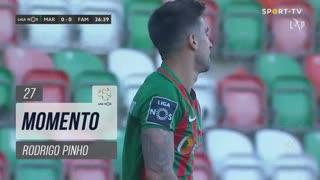 Marítimo M., Jogada, Rodrigo Pinho aos 27'