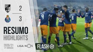Liga NOS (11ªJ): Resumo Flash Vitória SC 2-3 FC Porto