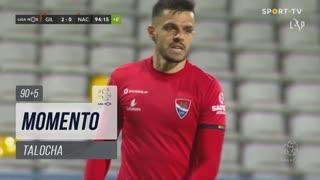 Gil Vicente FC, Jogada, Talocha aos 90'+5'