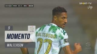 Moreirense FC, Jogada, Walterson aos 9'