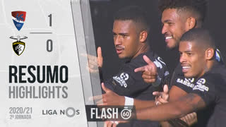 I Liga (2ªJ): Resumo Flash Gil Vicente FC 1-0 Portimonense