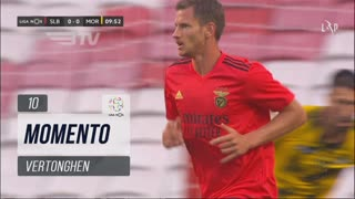 SL Benfica, Jogada, Vertonghen aos 10'