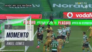 Boavista FC, Jogada, Angel Gomes aos 2'