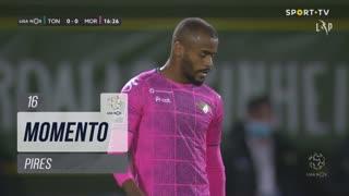 Moreirense FC, Jogada, Pires aos 16'