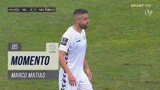 CD Nacional, Jogada, Marco Matias aos 85'