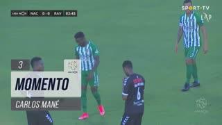Rio Ave FC, Jogada, Carlos Mané aos 3'