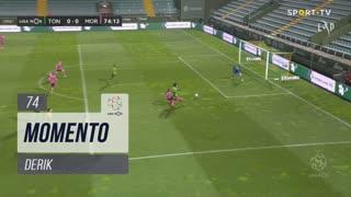 Moreirense FC, Jogada, Derik aos 74'