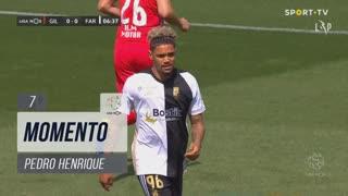 SC Farense, Jogada, Pedro Henrique aos 7'