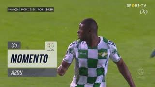 Moreirense FC, Jogada, Abdu aos 35'