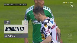 Boavista FC, Jogada, G. Sauer aos 50'