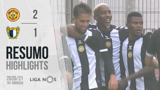 I Liga (16ªJ): Resumo CD Nacional 2-1 FC Famalicão
