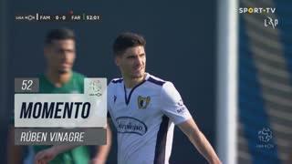 FC Famalicão, Jogada, Rúben Vinagre aos 52'