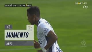 FC Famalicão, Jogada, Heri aos 46'